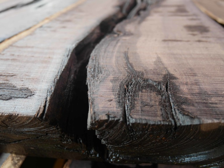 Sounds and Fair timber FSC certified Tanzania